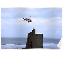sea rescue go Poster