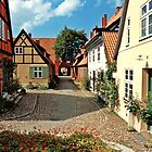 MVP63 Heilgeistkloster, Stralsund, Germany. by David A. L. Davies