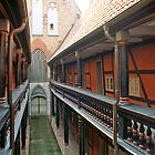 MVP59 Heilgeistkloster, Stralsund, Germany. by David A. L. Davies