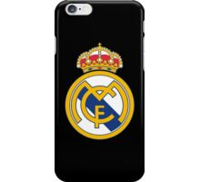 Real Madrid C.F. iPhone Case/Skin