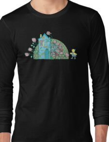 There's no place like home! Long Sleeve T-Shirt