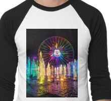 The Wonderful World of Color Men's Baseball ¾ T-Shirt