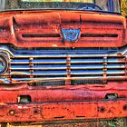 Another Ford Truck! by Chelei