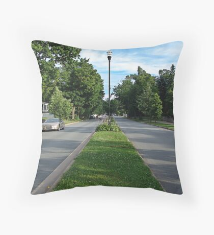 Halifax-Young Avenue Throw Pillow