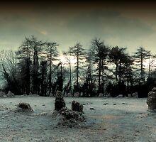 Rollright Stones - The Kings Men by Cat Perkinton