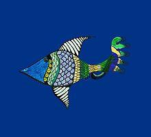 Fish Tale by Phasmida