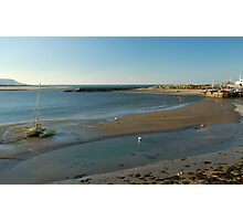Barmouth Harbour No4 Photographic Print