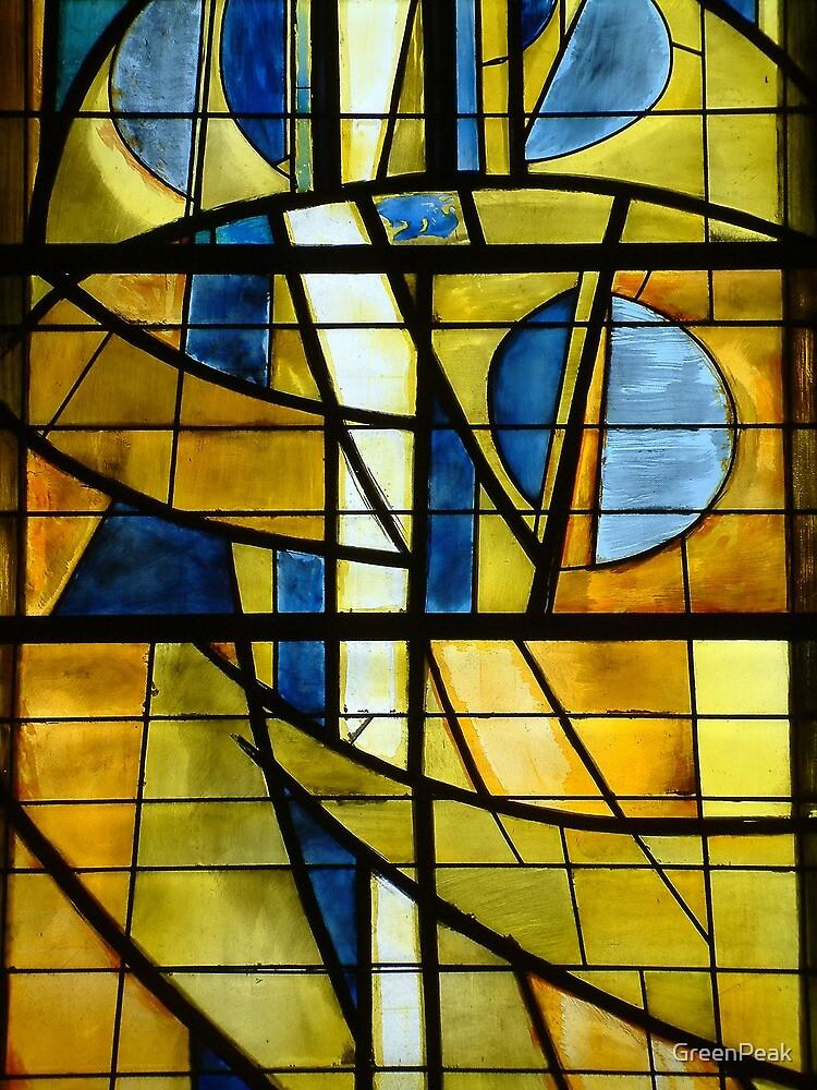 Ceri Richards Window by Paul  Green
