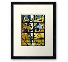 Ceri Richards Window Framed Print