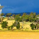 Radio Telescope by Paul Campbell  Photography