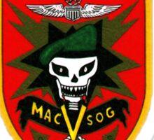 MacVsog Vietnam Veteran Sticker