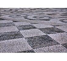 Plaza de Espana  Photographic Print