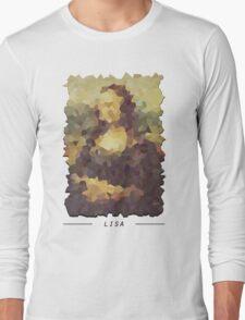 Mosaic Lisa Long Sleeve T-Shirt