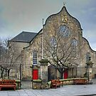 The Canongate Kirk by Tom Gomez