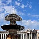 Vatican City, Rome, in all of its glory by April Anderson