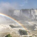 Iguazu Falls III by Paul Duckett