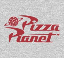 Pizza Planet shirt – Toy Story, Woody, Buzz by fandemonium
