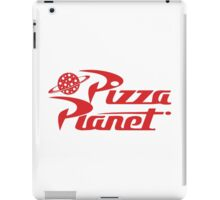 Pizza Planet shirt – Toy Story, Woody, Buzz iPad Case/Skin