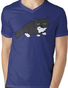 Nissa Mens V-Neck T-Shirt
