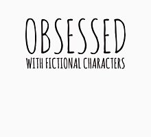 Obsessed with fictional characters (black) Women's Relaxed Fit T-Shirt