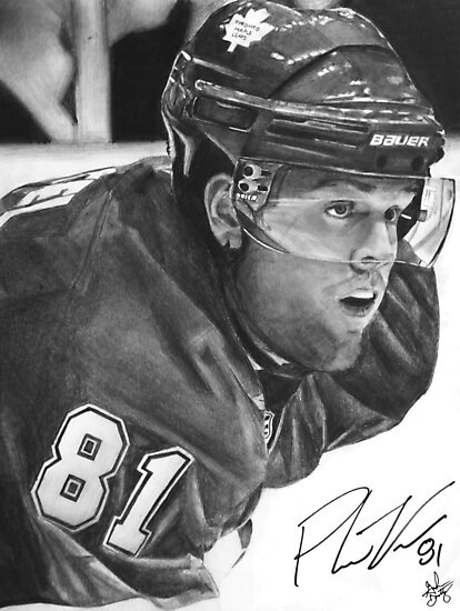 Phil Kessel by Graham Beatty