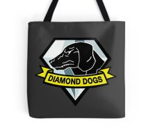 Diamond Dogs Tote Bag