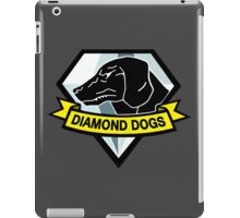 Diamond Dogs iPad Case/Skin
