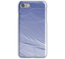 Blue Feather Abstract iPhone Case/Skin