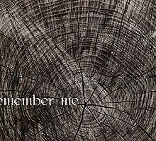 Remember me by akwel