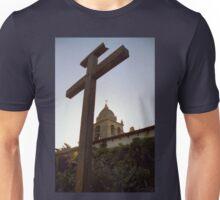 The Serra Cross Unisex T-Shirt