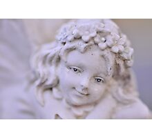Fairy Face, As Is Photographic Print