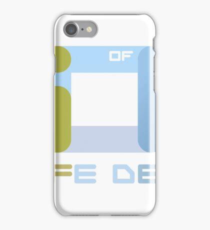 SOM - State Of Mind iPhone Case/Skin