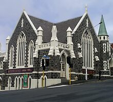 Fortune Theatre Dunedin, New Zealand. by RossHeywood