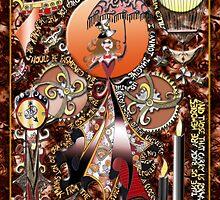 Steampunk Dada Doll by Stormswept