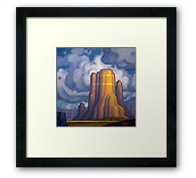 Valley of the Giants Framed Print