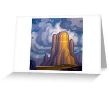 Valley of the Giants Greeting Card