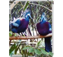 Avian Royalty iPad Case/Skin