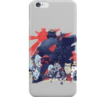 Samurai Wars: Empire Strikes iPhone Case/Skin