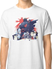 Samurai Wars: Empire Strikes Classic T-Shirt