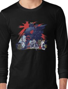 Samurai Wars: Empire Strikes Long Sleeve T-Shirt