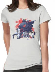 Samurai Wars: Empire Strikes Womens Fitted T-Shirt