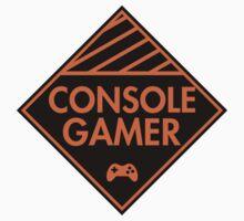 Console Gamer (Orange) by xtrolix
