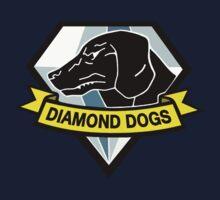 Diamond Dogs One Piece - Short Sleeve