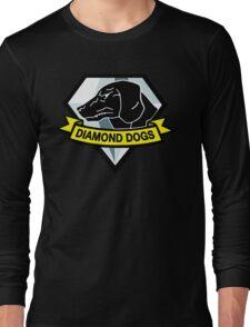 Diamond Dogs Long Sleeve T-Shirt