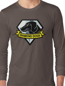 Diamond Dogs Long Sleeve T-Shirt
