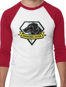 Diamond Dogs Men's Baseball ¾ T-Shirt