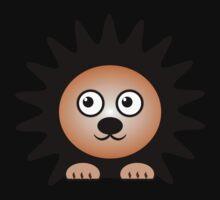 Little Cute Hedgehog Kids Tee