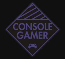 Console Gamer (Purple) by xtrolix