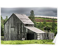 The Hay Shed Poster