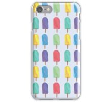 Popsicles Paletas iPhone Case/Skin